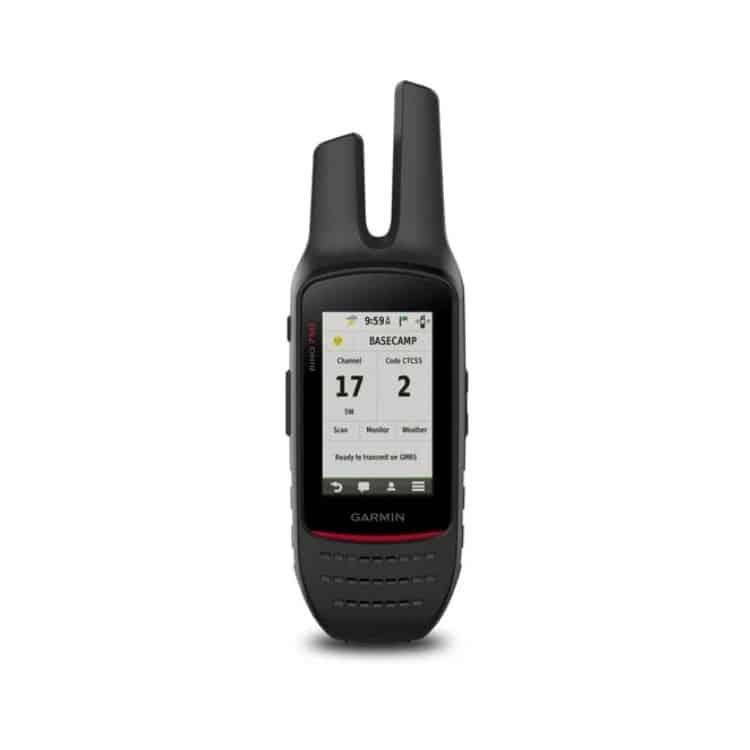 Garmin Rino750 Handheld GPS with UHF